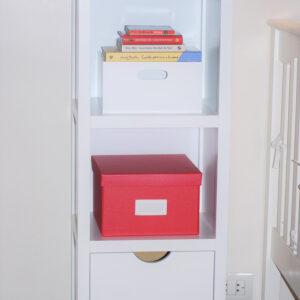 Organizador 3 c/cajón blanco